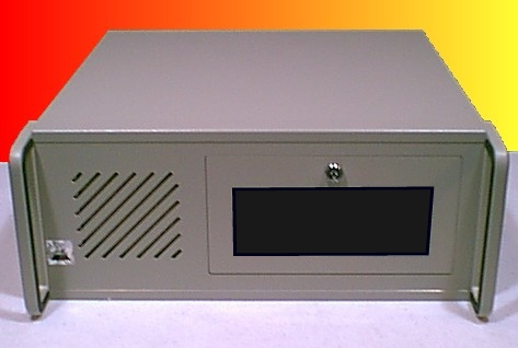 FMP  series SpectroPyrometer in harsh service enclosure
